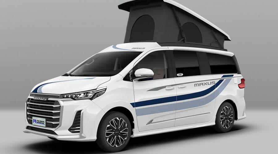 China crea una cámper al estilo VW California, la Maxus RG20