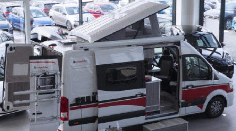 Camperliebe convierte la Hyundai H350 en una elegante camper