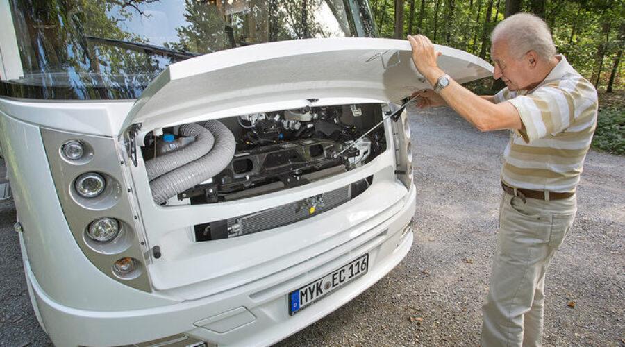 Tipos de aceites para el motor de la autocaravana